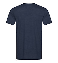 Super.Natural Lighthouse - t-shirt - uomo, Blue/Grey