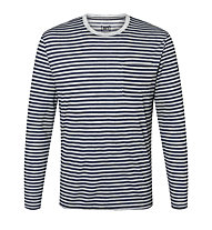 Super.Natural Marinero - maglia a maniche lunghe - uomo, Grey/Blue