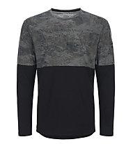 Super.Natural M Mountain LS - Langarmshirt - Herren, Grey