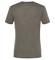 Super.Natural Sailor - T-Shirt - Herren, Brown