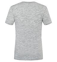 Super.Natural Sailor - T-Shirt - Herren, Grey