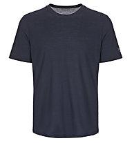Super.Natural M Tee Base 140 - maglietta - uomo, Blue