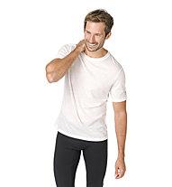 Super.Natural M Tee Base 140 - maglietta - uomo, White