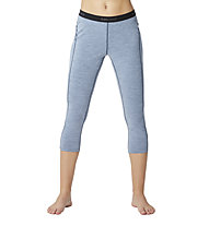 Super.Natural W Base 3/4 Tight 230 - Funktionsunterhose - Damen, Light Blue