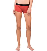 Super.Natural W Base Boyfriend Hipster 175 - Funktionsunterhose - Damen, Orange