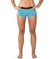 Super.Natural W Base Boyfriend Hipster 175 - Funktionsunterhose - Damen, Light Blue