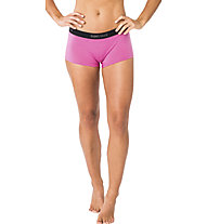 Super.Natural W Base Boyfriend Hipster 175 - Funktionsunterhose - Damen, Pink