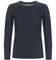 Super.Natural W Base LS 175 - Langarmshirt - Damen, Dark Blue