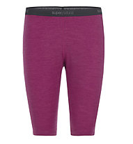 Super.Natural W Base Short Tight 175 - calzamaglia corta - donna, Pink