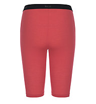 Super.Natural W Base Short Tight 175 - calzamaglia corta - donna, Red