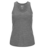Super.Natural Base 140 - top - donna, Grey