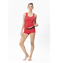 Super.Natural Base 140 - top - donna, Red