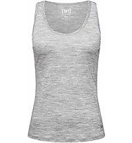 Super.Natural Base 140 - top - donna, Light Grey