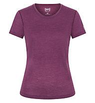 Super.Natural W Base 140 - T-shirt - donna, Purple
