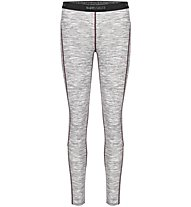 Super.Natural W Base Tight 175 - calzamaglia - donna, Light Grey