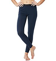 Super.Natural W Base Tight 175 - calzamaglia - donna, Blue
