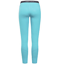 Super.Natural W Base Tight 175 - calzamaglia - donna, Light Blue