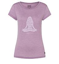 Super.Natural W Calm Down - T-shirt - donna, Pink