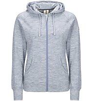 Super.Natural W Essential - giacca con cappuccio - donna, Blue