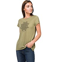 Super.Natural Everyday Print - T-shirt - donna, Green