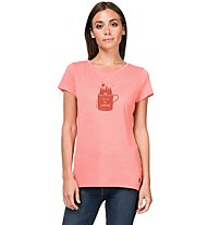 Super.Natural Everyday Print - T-shirt - donna, Pink