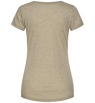 Super.Natural Summiteer - t-shirt - donna, Brown