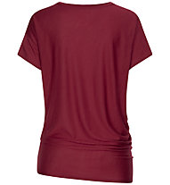 Super.Natural W Yoga Loose - T-Shirt - Damen, Red