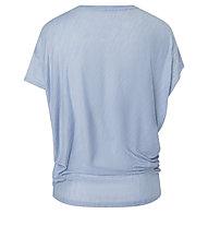 Super.Natural W Yoga Loose - T-Shirt - Damen, Light Blue