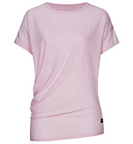 Super.Natural W Yoga Loose - T-Shirt - Damen, Pink