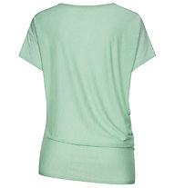 Super.Natural W Yoga Loose - T-Shirt - Damen, Light Green