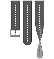 Suunto Urban 4 Silicone 22 mm - Ersatzarmband, Grey