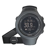 Suunto Ambit3 Sport (HR) - Orologio GPS, Black