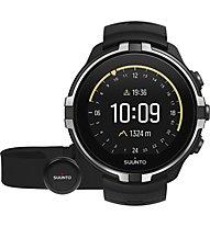 Suunto Spartan Sport All Black Wrist HR with Belt - GPS Multisportuhr, Black/Stealth