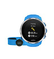 Suunto Spartan Sport Blue HR - Multifunktionsuhr/Armbanduhr, Blue
