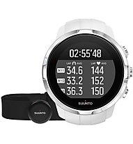 Suunto Spartan Sport White HR - Multisport-GPS-Uhr, White