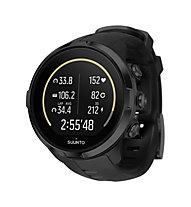 Suunto Spartan Sport Wrist HR - GPS-Uhr, Black