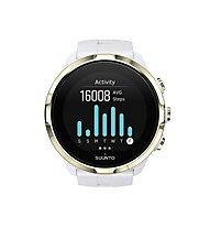 Suunto Spartan Sport Wrist HR - GPS-Uhr, White/Gold