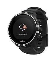 Suunto Spartan Sport Wrist HR Baro - orologio GPS multisport, Black/Grey