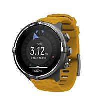 Suunto Spartan Sport Wrist HR - GPS-Uhr, Orange/Black