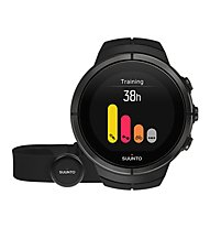 Suunto Spartan Ultra All Black HR - GPS-Multisportuhr, All Black