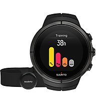 Suunto Spartan Ultra All Black HR - orologio GPS multisport, All Black