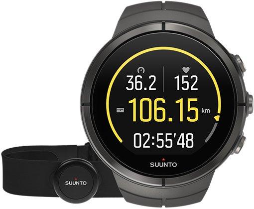 Suunto Spartan Ultra Stealth Titanium HR - GPS-Multisportuhr