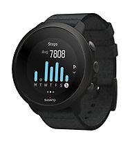Suunto Suunto 3 - Sport-Smartwatch, Black