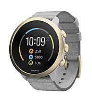 Suunto Suunto 3 - Sport-Smartwatch, White/Gold/Grey