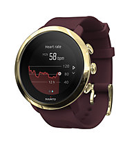 Suunto Suunto 3 Fitness - Sportuhr, Dark Red