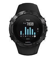 Suunto Suunto 5 - sportwatch GPS, Black