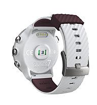 Suunto Suunto 7 - orologio GPS multisport, White/Dark Red