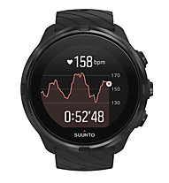 Suunto Suunto 9 - Sport-Smartwatch, All Black