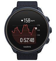 Suunto Suunto 9 Baro - Multisport GPS Uhr, Blue/Grey
