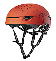 Sweet Protection Ascender - casco scialpinismo, Orange